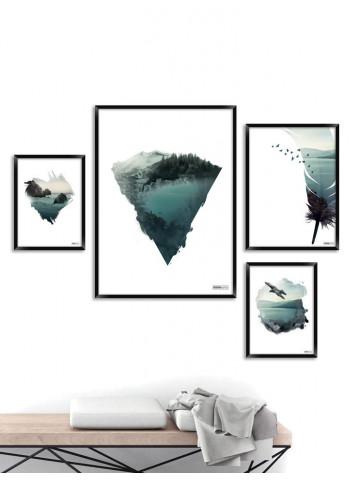 Grafiske plakater