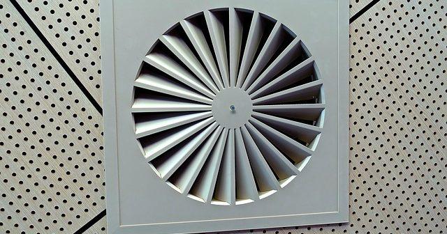 godt indeklima med ventilation