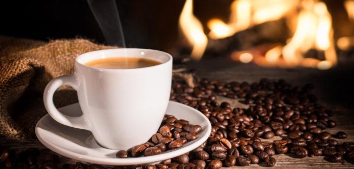 Kaffe og varme