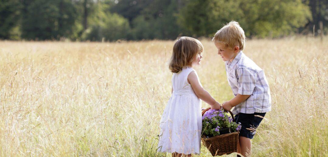 Børn og landskab