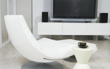 Eksklusiv stue