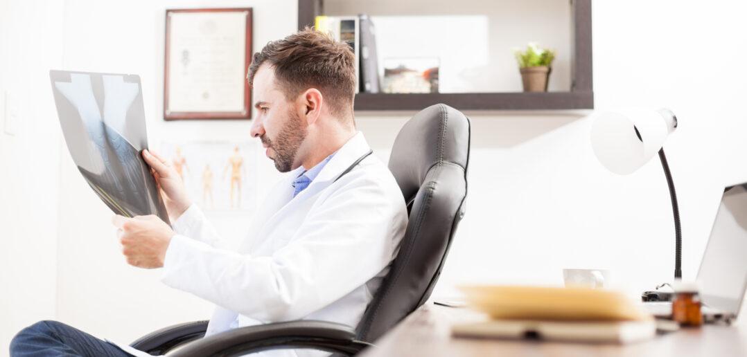 Læge i hjemmet
