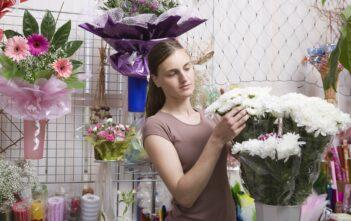 Blomsterdekoratør