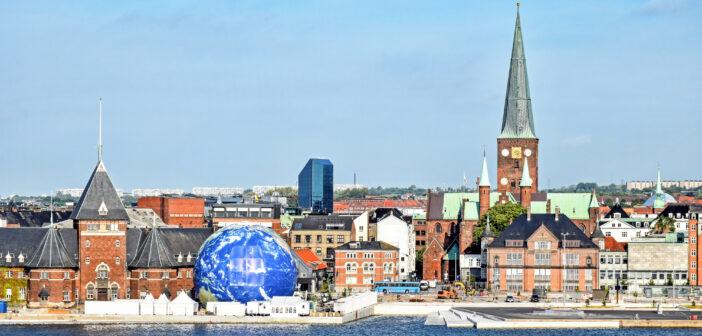 Århus by
