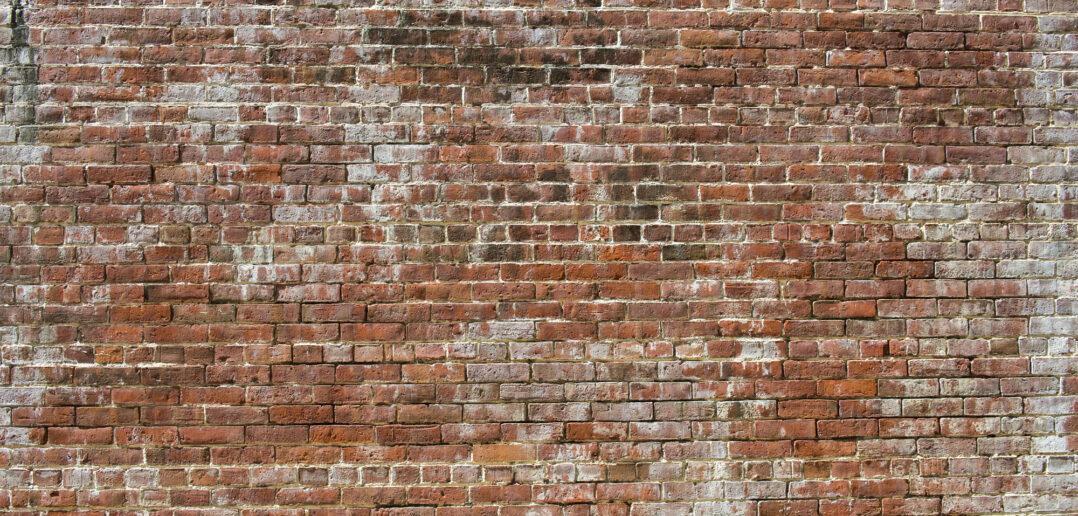 Gammel mur