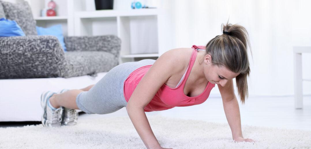 Træning derhjemme