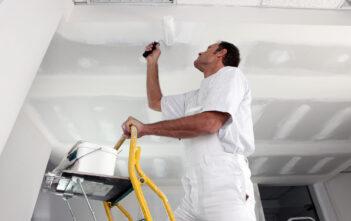 Maler på job