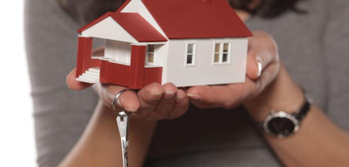 Nøgle til nyt hus